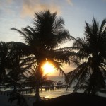 San Pedro, Belize Sunrise