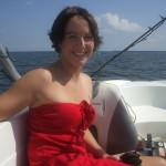 Boat ride to Progresso Lagoon