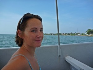 Water Taxi Ride to Livingston, Guatemala