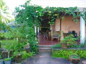 Casa Rosada Patio, Guatemala
