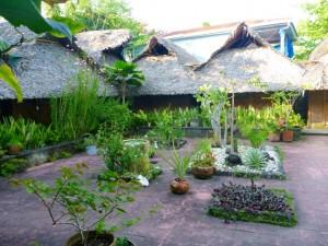 Casa Rosada Bungalows, Guatemala