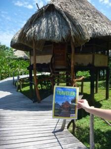 Cotton Tree Lodge in NatGeo Traveler
