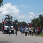 Corozal St. George's Caye Parade