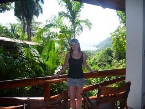 Costa Verde Costa Rica balcony view