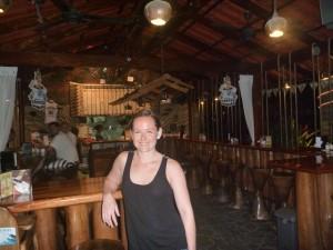 Taco Bar in Jaco Costa Rica