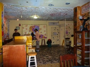 moonclusters coffee house belize city