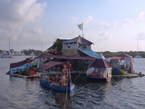 Richart's Plastic Bottle Island Isla Mujeres