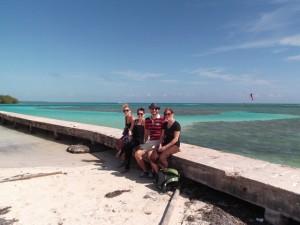 Caye Caulker Belize the Split