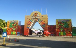 Chetumal Mexico Expo Fair 2012