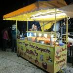 Chetumal Mexico Expo Fair 2012 Food Vendors