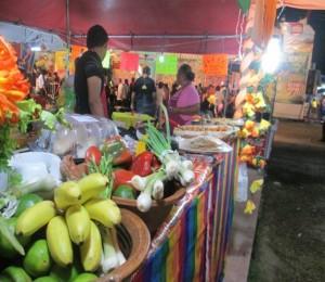 Chetumal Mexico Expo 2012 Market