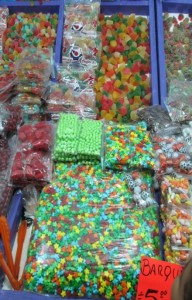 Chetumal Mexico Expo Sweets