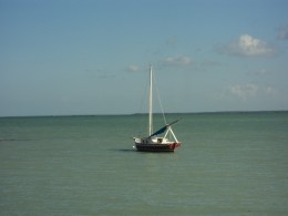 Belize Sailboat